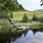Sonar ontdekte monster van Loch Ness