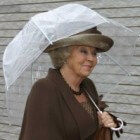 Friese paarden en prinses Beatrix
