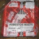 Verwerking, recycling en hergebruik van asbestafval
