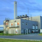 Afval en milieuvriendelijke biomassacentrale
