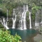 Genieten van het landschap van La Réunion