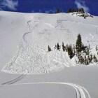 Sneeuwlawines, steenlawines en modderlawines