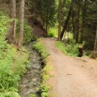 Een suone (bisse): slim hergebruik van water in Zwitserland