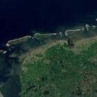 Onbewoonde Waddeneilanden en zandplaten van Nederland