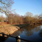 De Kromme Rijn: een riviertje dwars door stad en land