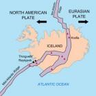 Vulkanen in Europa: IJsland