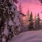 Gevaarlijk natuurijs: sneeuwijs