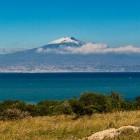 De Etna zet traditie van vulkaanuitbarstingen voort in 2012